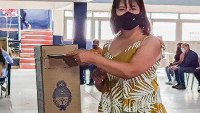 Photo of Patricia Lezcano votó y denunció irregularidades en las PASO