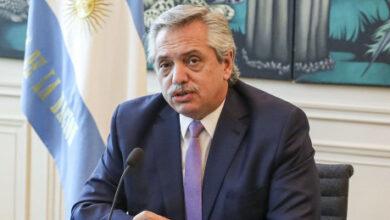 """Photo of Fernández: """"Tenemos que dar respuestas honrando el compromiso asumido"""""""