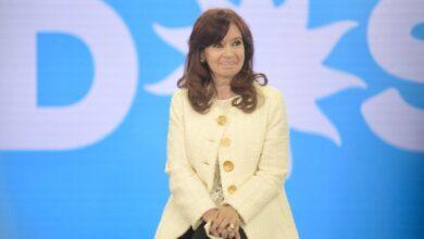 """Photo of Cristina: """"Es el resultado de la elección y la realidad"""""""