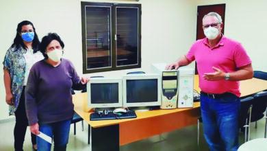 Photo of Computadoras recicladas para escuelas de la provincia