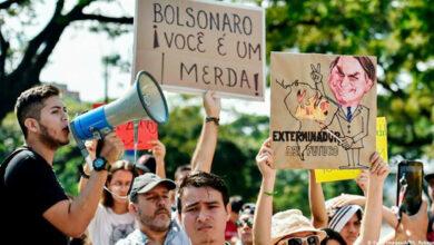 Photo of Denunciaron a Bolsonaro por la deforestación amazónica