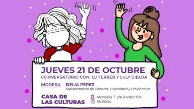 Photo of Se presenta Artivismo y Género, una propuesta que combina el arte, humor y derechos humanos