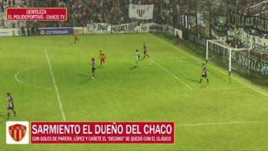 Photo of Federal A: Sarmiento se hizo dueño del Chaco